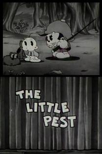 The Little Pest - Poster / Capa / Cartaz - Oficial 1