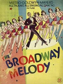 Melodia da Broadway - Poster / Capa / Cartaz - Oficial 1