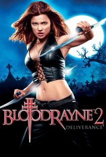 BloodRayne 2 - Libertação - Poster / Capa / Cartaz - Oficial 4
