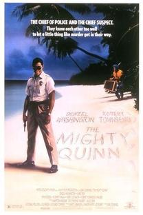 O Poderoso Quinn - Poster / Capa / Cartaz - Oficial 1