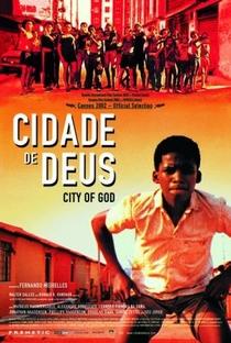 Cidade de Deus - Poster / Capa / Cartaz - Oficial 3