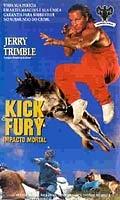 Kick e Fury - Impacto Mortal - Poster / Capa / Cartaz - Oficial 1
