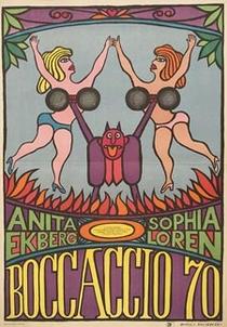 Boccaccio '70 - Poster / Capa / Cartaz - Oficial 2