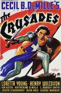 As Cruzadas - Poster / Capa / Cartaz - Oficial 4
