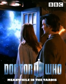 Doctor Who - Meanwhile in the TARDIS - Poster / Capa / Cartaz - Oficial 1