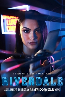 Riverdale (1ª Temporada) - Poster / Capa / Cartaz - Oficial 7