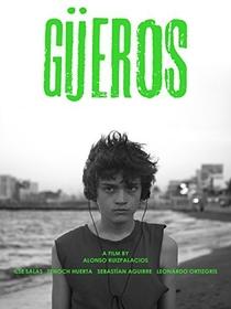 Güeros - Poster / Capa / Cartaz - Oficial 2
