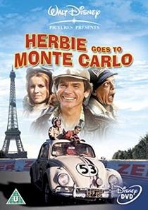 Um Fusca em Monte Carlo - Poster / Capa / Cartaz - Oficial 3