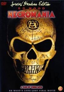 Necromania - Poster / Capa / Cartaz - Oficial 1
