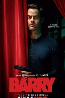 Barry (2ª Temporada) - Poster / Capa / Cartaz - Oficial 3