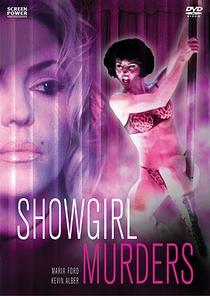 Showgirl Murders - Poster / Capa / Cartaz - Oficial 1