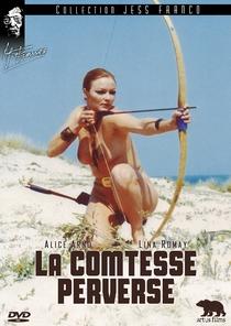 La Comtesse perverse - Poster / Capa / Cartaz - Oficial 1