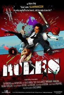 Rules - Poster / Capa / Cartaz - Oficial 1