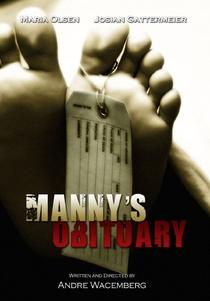Manny's Obituary - Poster / Capa / Cartaz - Oficial 1