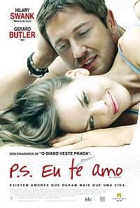 P.S. Eu Te Amo - Poster / Capa / Cartaz - Oficial 1