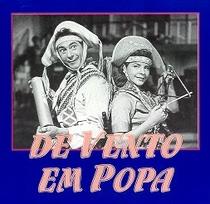 De vento em popa - Poster / Capa / Cartaz - Oficial 2