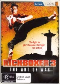 Kickboxer 3 - A Arte da Guerra - Poster / Capa / Cartaz - Oficial 1