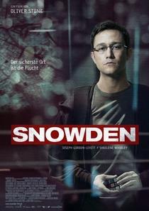 Snowden - Herói ou Traidor - Poster / Capa / Cartaz - Oficial 3
