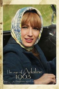 A Incrível História de Adaline - Poster / Capa / Cartaz - Oficial 7