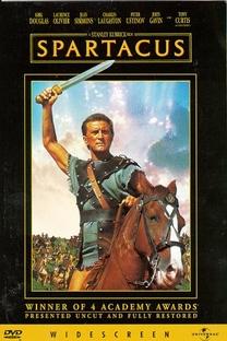 Spartacus - Poster / Capa / Cartaz - Oficial 2