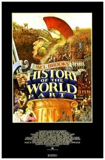 A História do Mundo: Parte I - Poster / Capa / Cartaz - Oficial 1