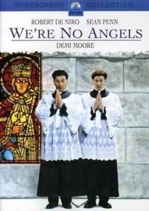 Não Somos Anjos - Poster / Capa / Cartaz - Oficial 1