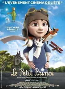 O Pequeno Príncipe - Poster / Capa / Cartaz - Oficial 10