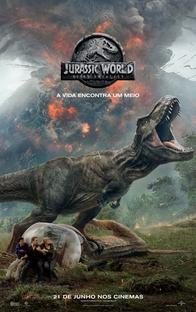 Jurassic World: Reino Ameaçado - Poster / Capa / Cartaz - Oficial 1