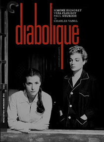 As Diabólicas - Poster / Capa / Cartaz - Oficial 9