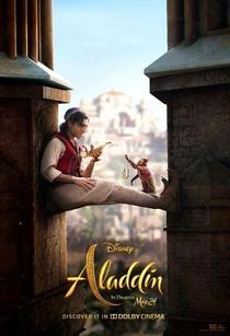 Aladdin - Poster / Capa / Cartaz - Oficial 10