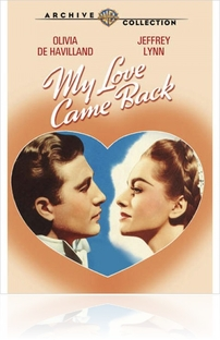 My Love Came Back - Poster / Capa / Cartaz - Oficial 1