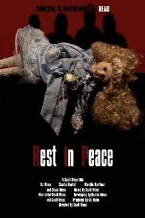 Rest in Peace - Poster / Capa / Cartaz - Oficial 1