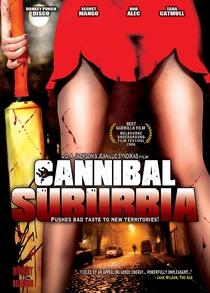 Cannibal Suburbia - Poster / Capa / Cartaz - Oficial 1