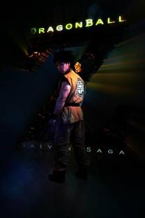 Dragon Ball Z: Saiyan Saga - Poster / Capa / Cartaz - Oficial 1