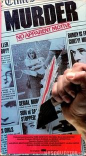Murder, No Apparent Motive - Poster / Capa / Cartaz - Oficial 1