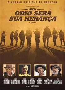 Meu Ódio Será Sua Herança - Poster / Capa / Cartaz - Oficial 2
