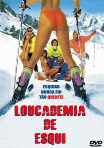 Loucademia de Esqui - Poster / Capa / Cartaz - Oficial 3