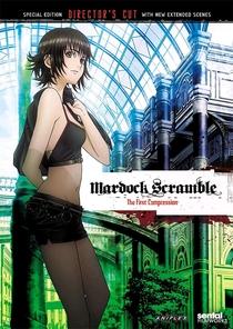 Mardock Scramble: The First Compression - Poster / Capa / Cartaz - Oficial 2