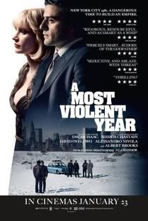 O Ano Mais Violento - Poster / Capa / Cartaz - Oficial 9