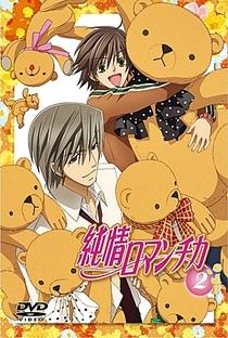 Junjou Romantica (1ª Temporada) - Poster / Capa / Cartaz - Oficial 3