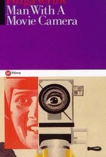 Um Homem Com uma Câmera - Poster / Capa / Cartaz - Oficial 8