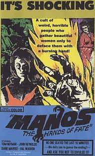 Manos - As Mãos do Destino - Poster / Capa / Cartaz - Oficial 1