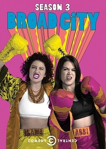 Broad City (3ª Temporada) - Poster / Capa / Cartaz - Oficial 1