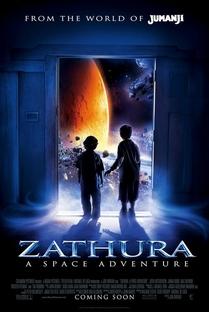 Zathura: Uma Aventura Espacial - Poster / Capa / Cartaz - Oficial 1