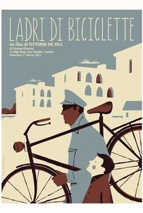 Ladrões de Bicicleta - Poster / Capa / Cartaz - Oficial 3