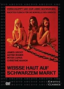 Escravas Brancas no Mercado Negro - Poster / Capa / Cartaz - Oficial 1
