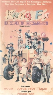 Kung Fu Kids - Poster / Capa / Cartaz - Oficial 1