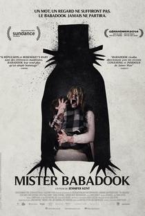 O Babadook - Poster / Capa / Cartaz - Oficial 4
