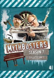 Os Caçadores de Mitos (7ª Temporada) - Poster / Capa / Cartaz - Oficial 1