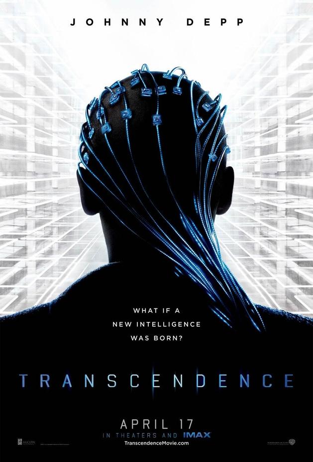 Transcendence  | Filme com Johnny Depp ganha seu primeiro pôster